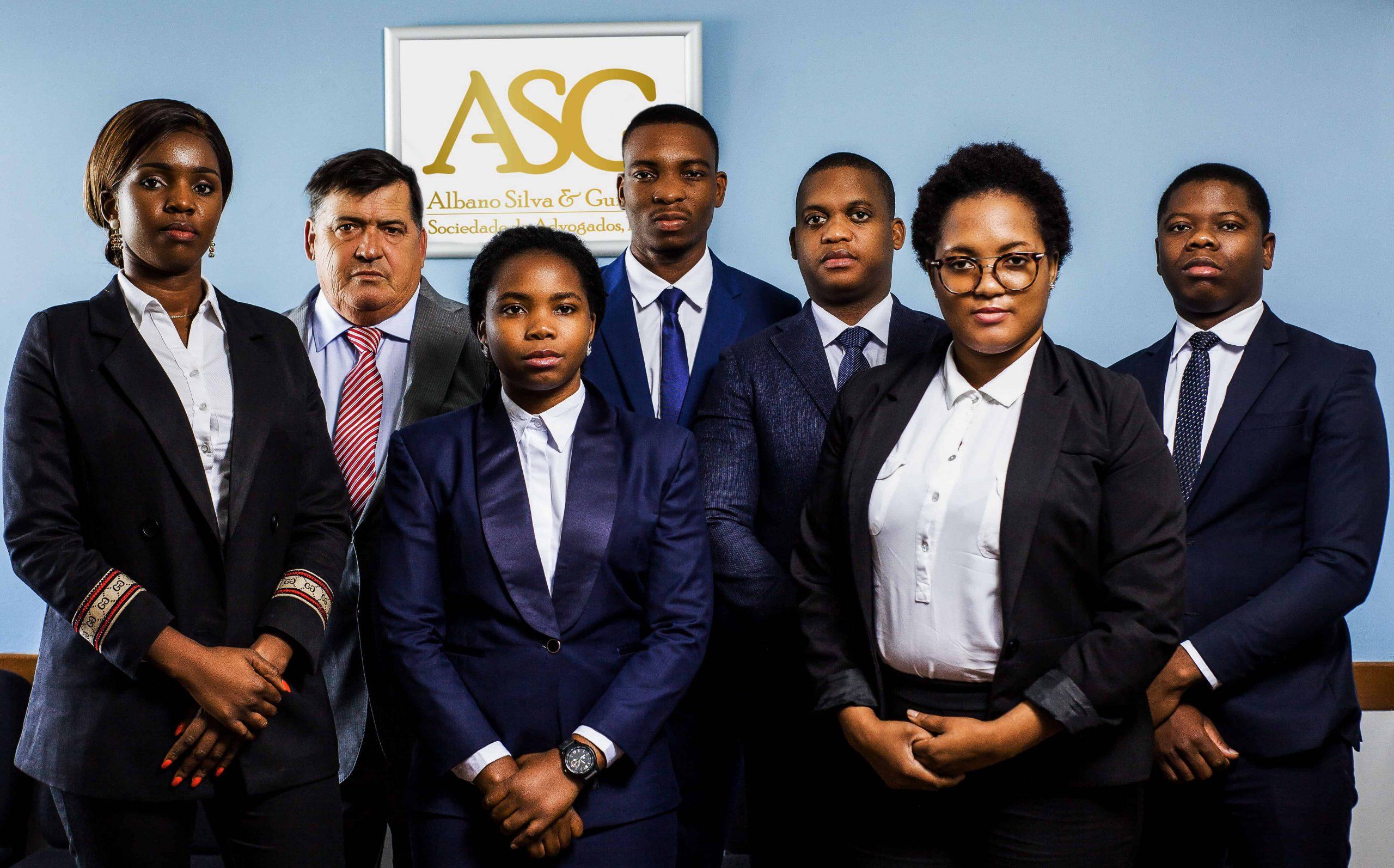 ASG sociedade de advogados Equipa